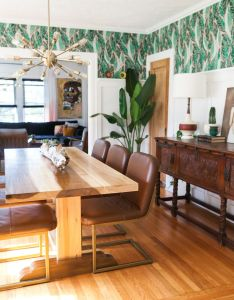 In new haven  boho glam bungalow that   welcoming to all modern style ideashome designbungalowapartment also rh pinterest