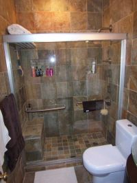 small+bathroom+remodels+with+showers