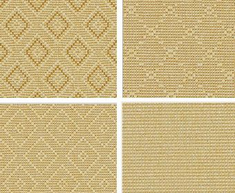 Patterned Wool Carpeting
