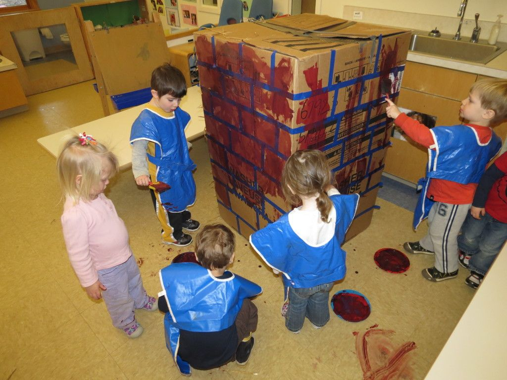 Our Children Love The Story 3 Little Pigs In This Fun And Affordable Activity Our Children And