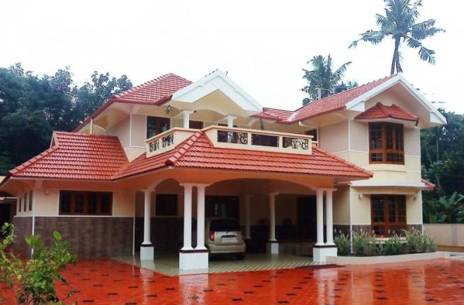 4 Bedroom Traditional House Plans Images Designs Kerala Homes