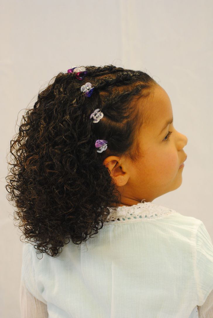 Easy Hairstyles: Hairstyles For Mixed Girls Ideas. Backgrounds For Mixed Ideas Computer Hd Curly Hairdo Ideas Baby Hairstyle How To Style Toddler