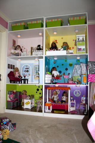 Another Amazing Ikea Pax Dollhouse OMGEEEE This Is WAY More