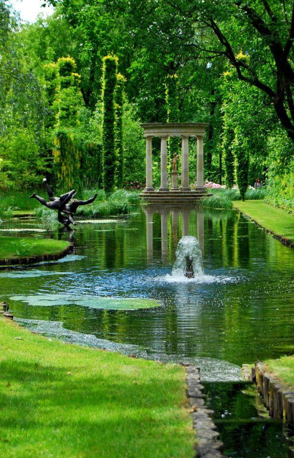 norway's beautiful garden