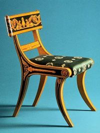 ancient greek chairs