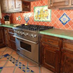 Mexican Backsplash Tiles Kitchen Ikea Cabinets Prices Remodel Using By Kristiblackdesigns