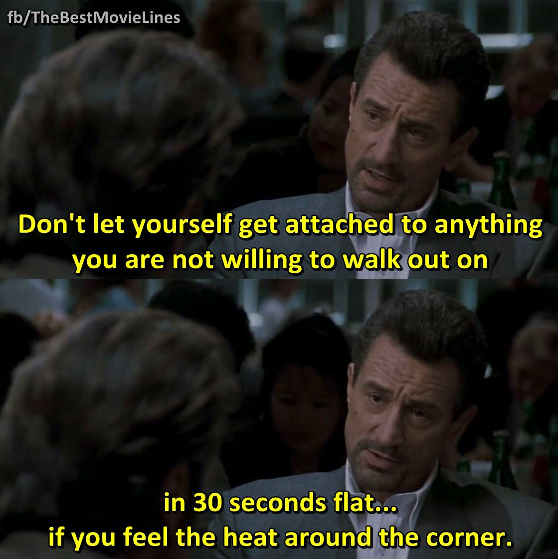 Heat Quotes Heat Movie Quotes Picture