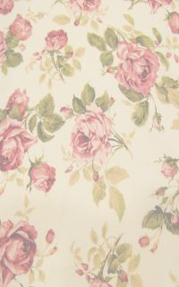 muted beige and rose petal pink floral design | Patterns ...