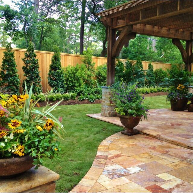 Houzz Spring Landscaping Trends Study Backyards Styles<br > And