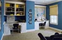 Home Office Color Schemes