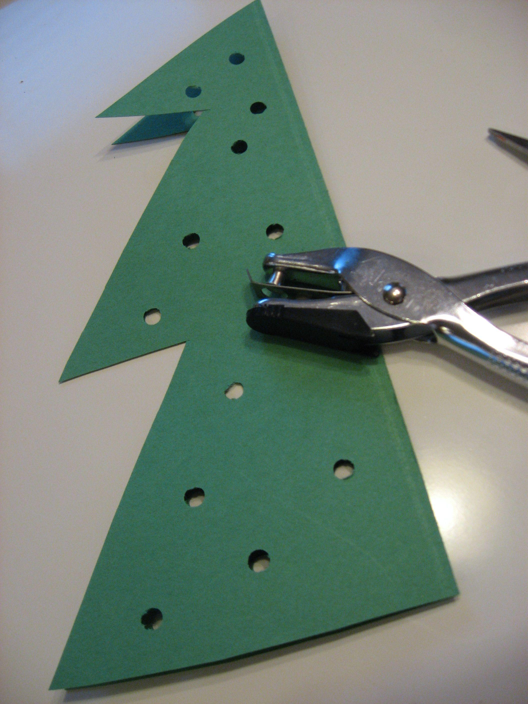 Last Minute Christmas Craft