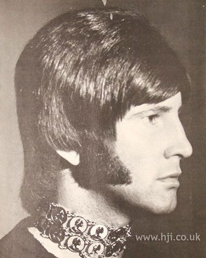 1970 Popular Men Hairstyles 1970 Long Men Hair Style Picture