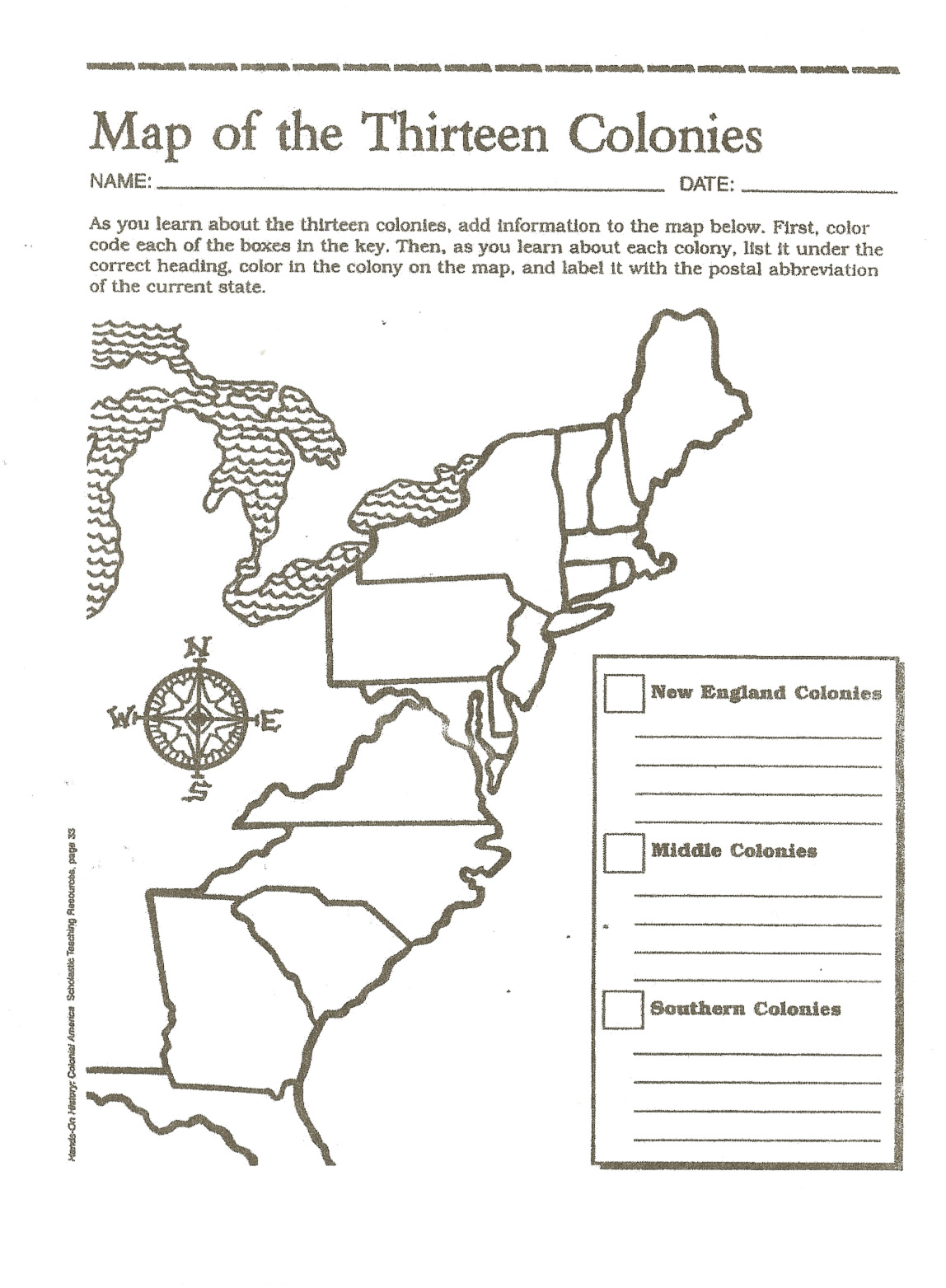 Worksheet 13 Colonies Worksheets Grass Fedjp Worksheet