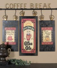 coffee themed kitchen decorating ideas | Roselawnlutheran
