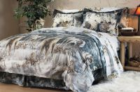 Wolf Bedding Sets Queen | Wolf Song Comforter Set-QN ...
