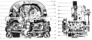 La Historia de Volkswagen Beetle | Beetles, Engine and Vw