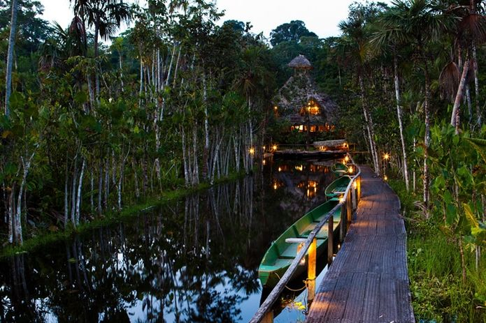 Peru Amazon Jungle Lodges