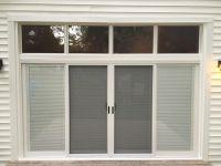 Custom 4-panel Sliding Glass Door with four custom ...