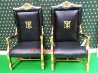 Tony Montana , Al Pacino , Scarface Armchair Throne Chair ...