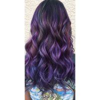 Redken City Beats color! Purple Hair : Blue Hair : Mermaid