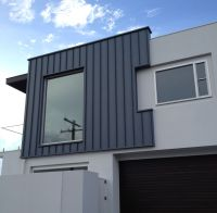 Metal Panel Cladding Systems | Bookmarc - Metal Cladding ...