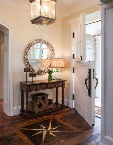 recibidores con encanto propio also doors hall and house rh pinterest