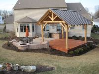 Backyard Living | Build it projects for Camp | Pinterest ...