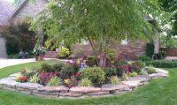 Landscaping Ideas With Circular Driveway | Circular ...