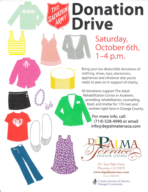 Gallery For > Spring Clothing Drive Flyer Peggy's Porch