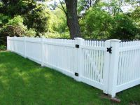 Different Types of Yard Fences | backyard fence 2 600x450 ...