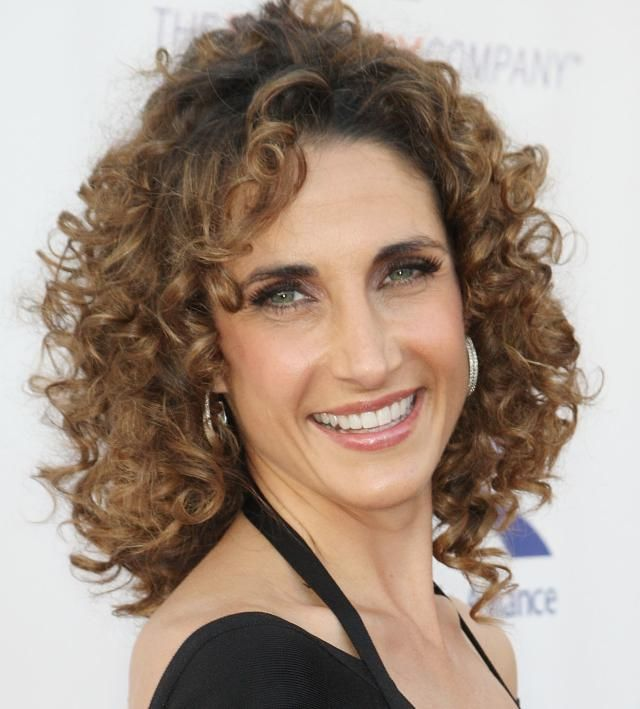 The Best Curly Hairstyles For Women Over 50 For Women