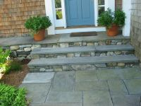 patio wood steps design ideas | Patios, Pools ,Ponds and ...