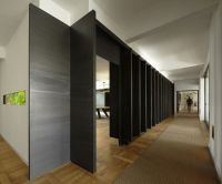 Contemporary Office Interior Design - Office Corridor with ...