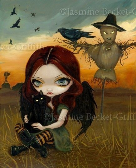 Witches Fall Wallpapers Best 25 Lowbrow Art Ideas On Pinterest Pop Surrealism