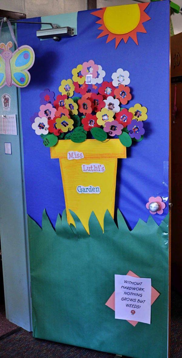 Preschool Door Avid