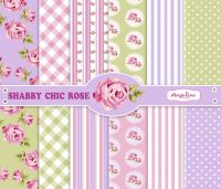 free scrapbook paper shabby chic - Google Search | free ...
