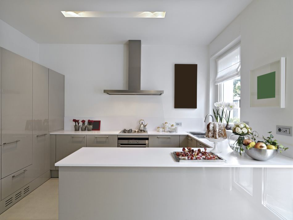 RAL 7048 Pearl Mouse Grey  High Gloss  material  light  Pinterest  High gloss Kitchen