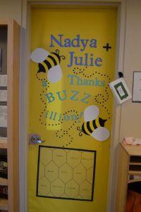 Teacher Appreciation: Door decorations   Teacher Door ...