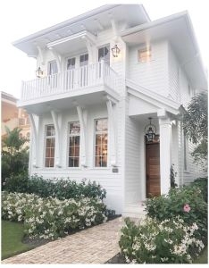 Simple beach house with great curb appeal in naples florida beachhouse curbappeal also rh pinterest