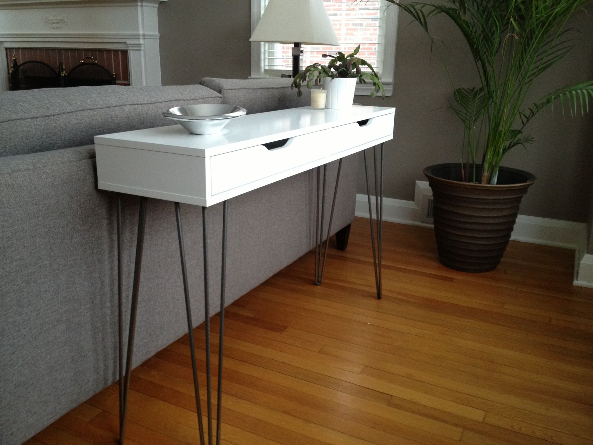 18 Cool IKEA Ingo Table Ideas And Hacks You ll Love ...