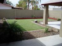 desert landscaping backyard | Ugly House Photos  Blog ...