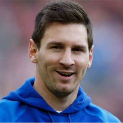 Nice Lionel Messi Hairstyles FIFA World Cup 2015 Men's Haircut