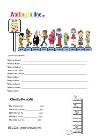 Ordinal numbers exercises | Recipes to Cook | Pinterest ...