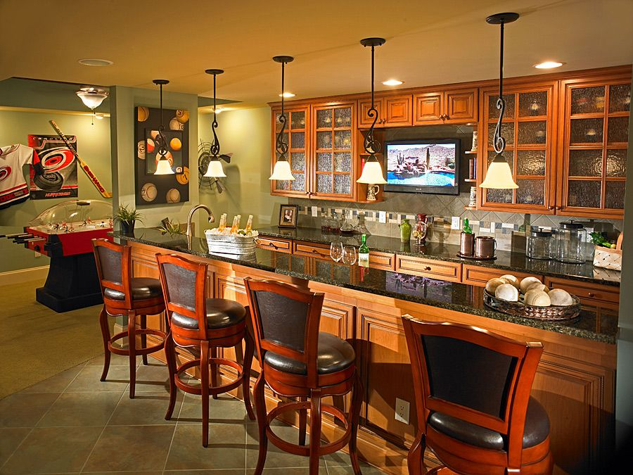 Staging Basement And Bar - Google Search