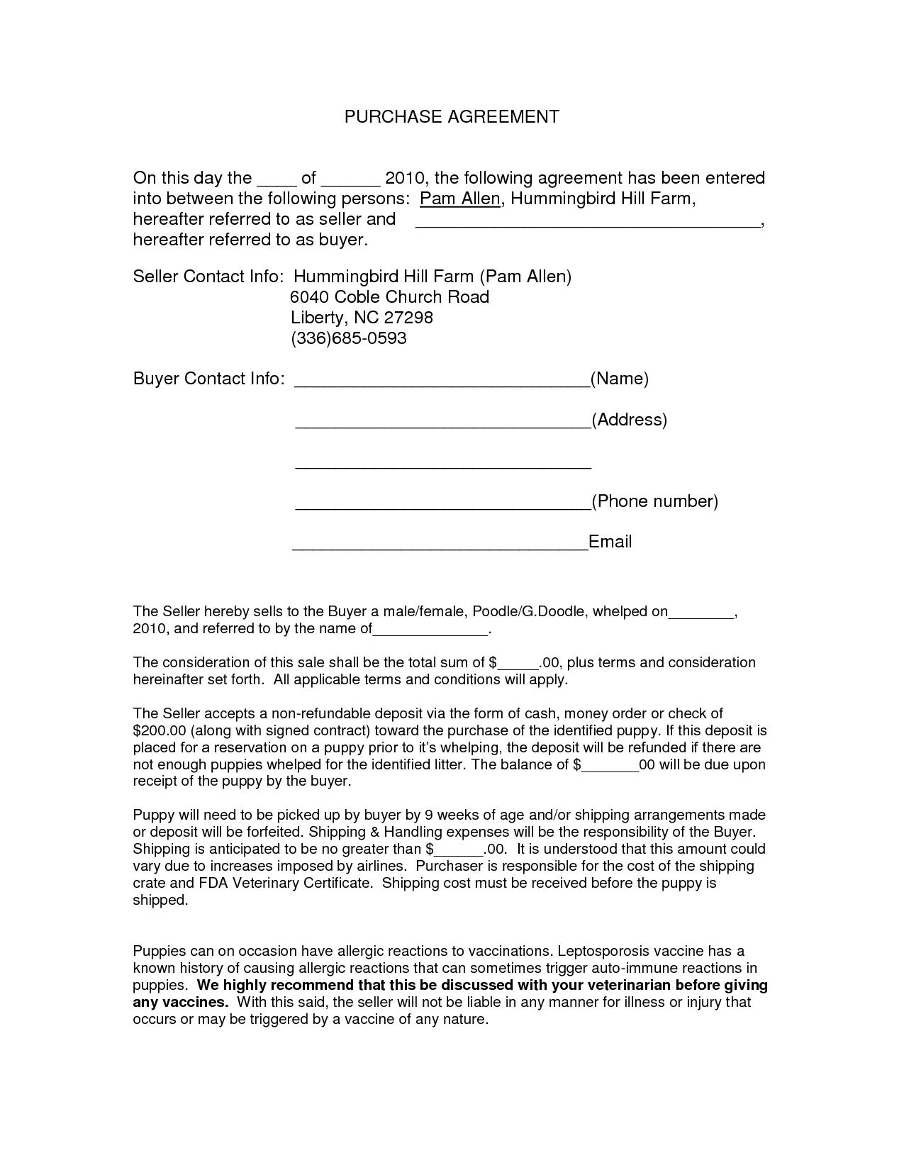 Car Payment Contract Template Hunecompany Com