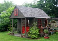 New Ideas Garden Shed With Porch Plans Nappanee Home And ...