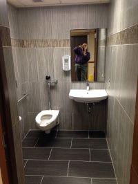 Public Restroom Retile/Remodel after picture . | Design ...