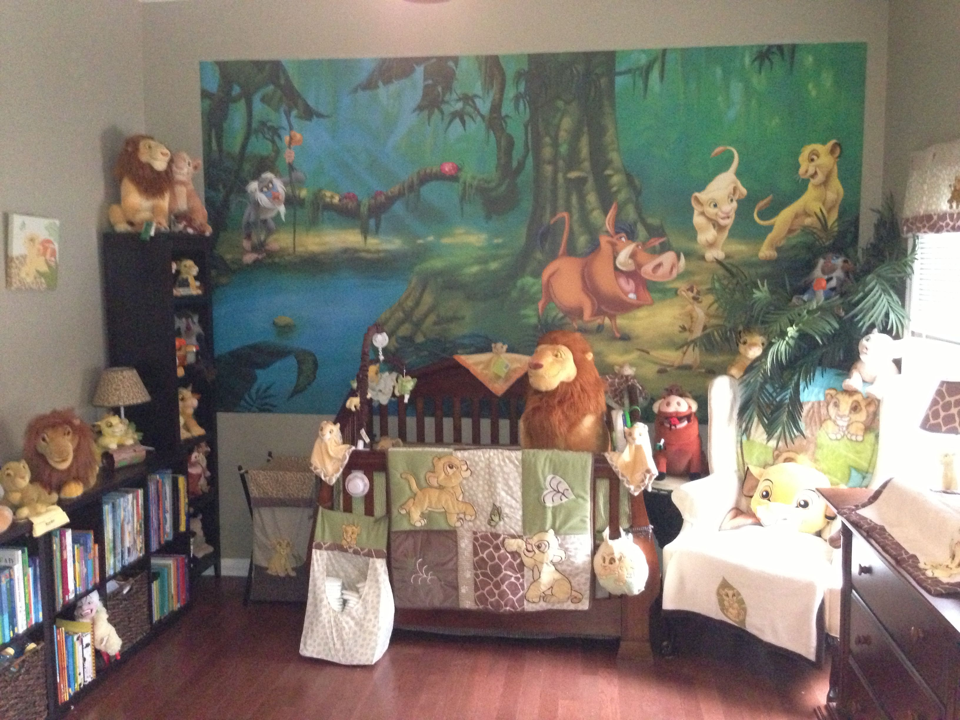the lion king go wild lamp and shade