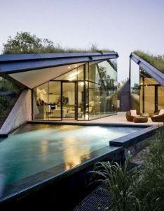 Edgeland house by bercy chen studio lp also  ng cho ngoi nha rh pinterest