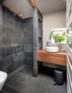 Badezimmer ideen design und bilder also bathroom designs haus and toilet rh pinterest